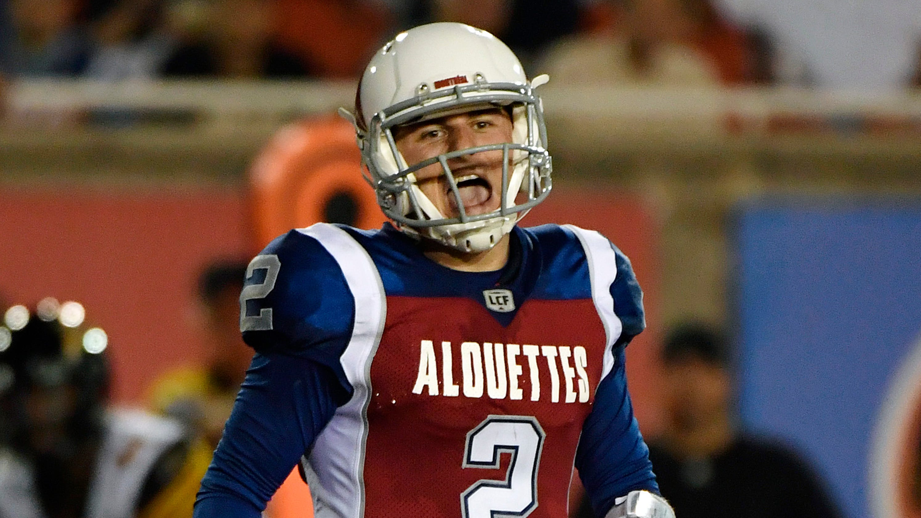 450f24f58e Johnny Manziel  CFL kicks QB out for violating agreement