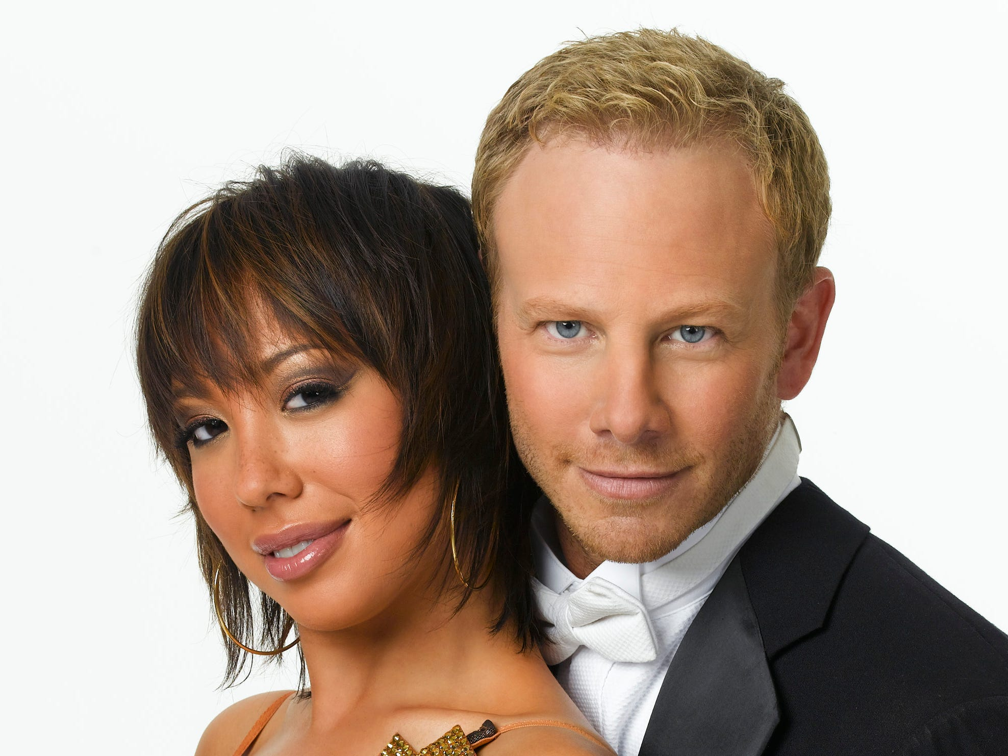 """DANCING WITH THE STARS - IAN ZIERING - One of the stars of the hit TV series """"Beverly Hills 90210,"""" actor Ian Ziering also played a supporting role in the movie """"Domino,"""" and wrote, produced, directed and starred in the short film """"Man vs. Monday."""" He teams with two-time defending champion CHERYL BURKE, who returns for her third season. """"Dancing with the Stars"""" returns MONDAY, MARCH 19 (8:00-10:00 p.m., ET) on ABC. (ABC/JAMES SORENSEN) (Via MerlinFTP Drop)"""