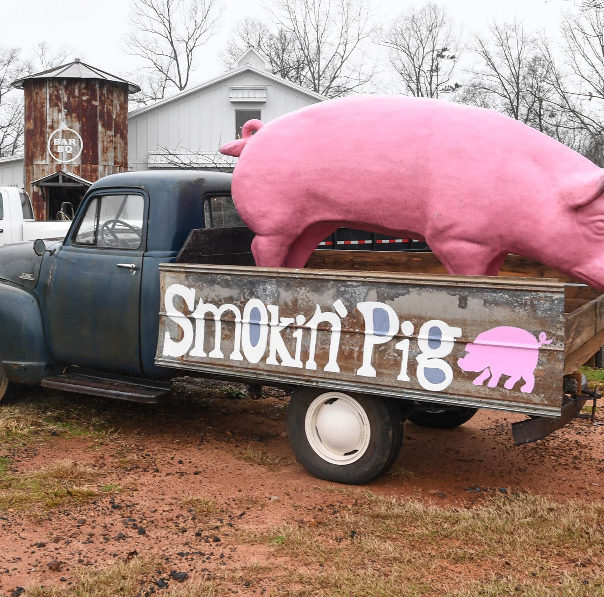 4th Smokin' Pig location in Upstate SC opens in former Stoney's building in Anderson