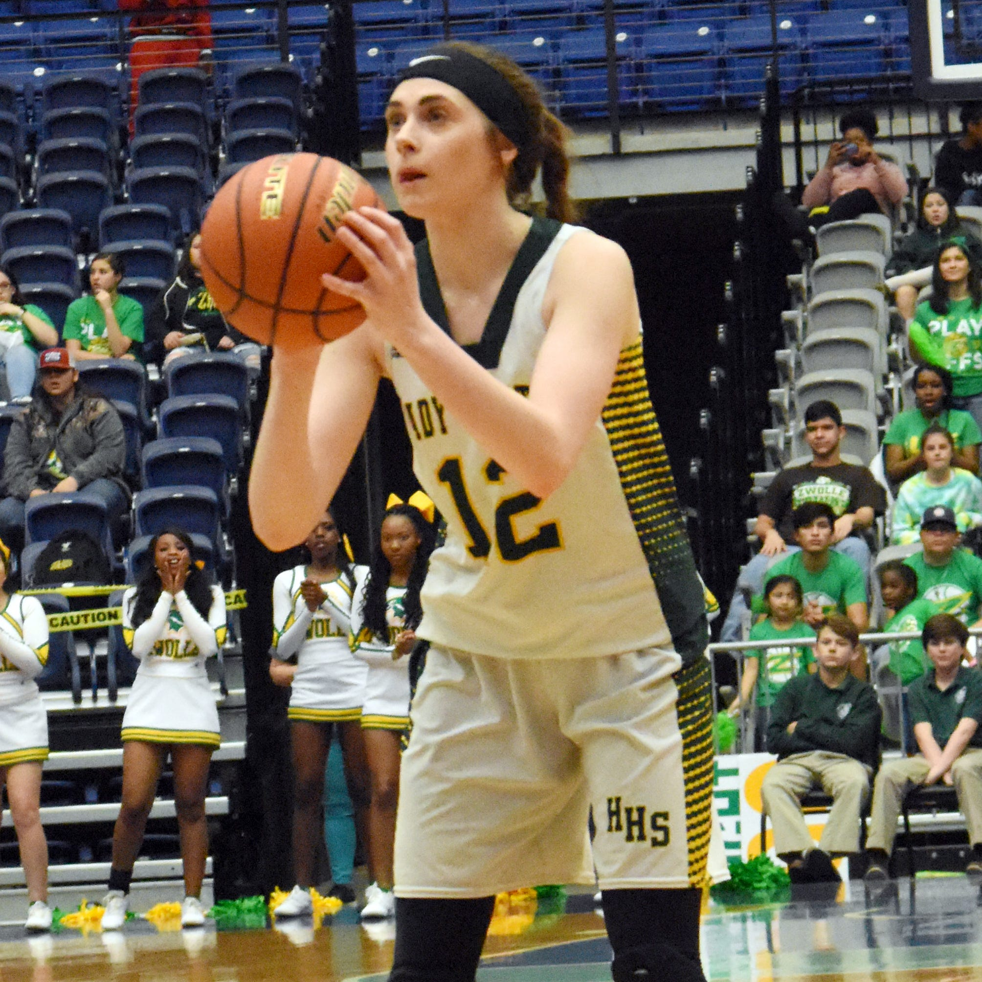 Hot-shooting Hicks heads to first finals since 1997