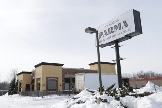 The former Parma restaurant in Grand Chute will be torn down. Following demolition, Chick-fil-A plans to build at that site, 3775 W. College Ave.