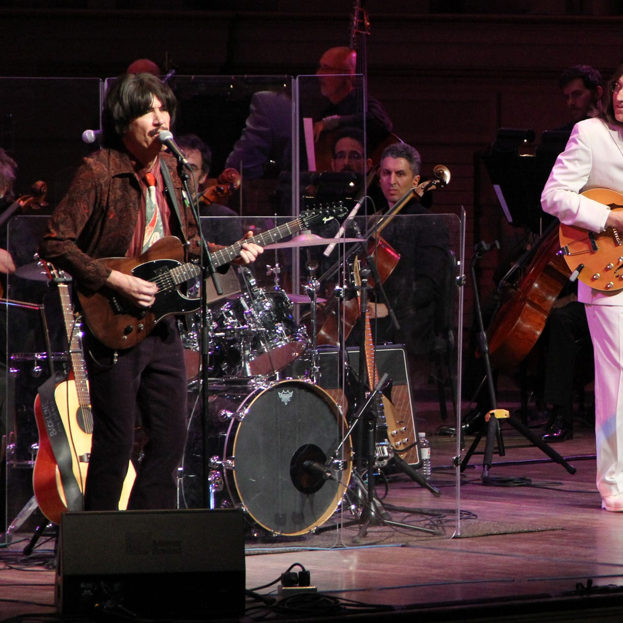 Beatles tribute band Classical Mystery Tour teams with Philharmonic Orchestra
