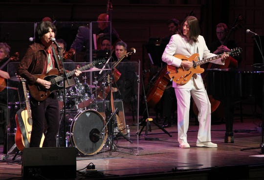 The Classical Mystery Tour is a Beatles tribute band backed by symphony orchestras from across the country.