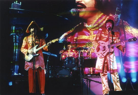 The Classical Mystery Tour recreates Beatles music along with symphony orchestras.