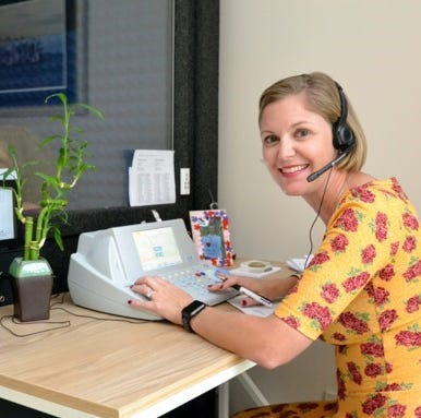 Health Pro: Dr. White has passion for audiology health