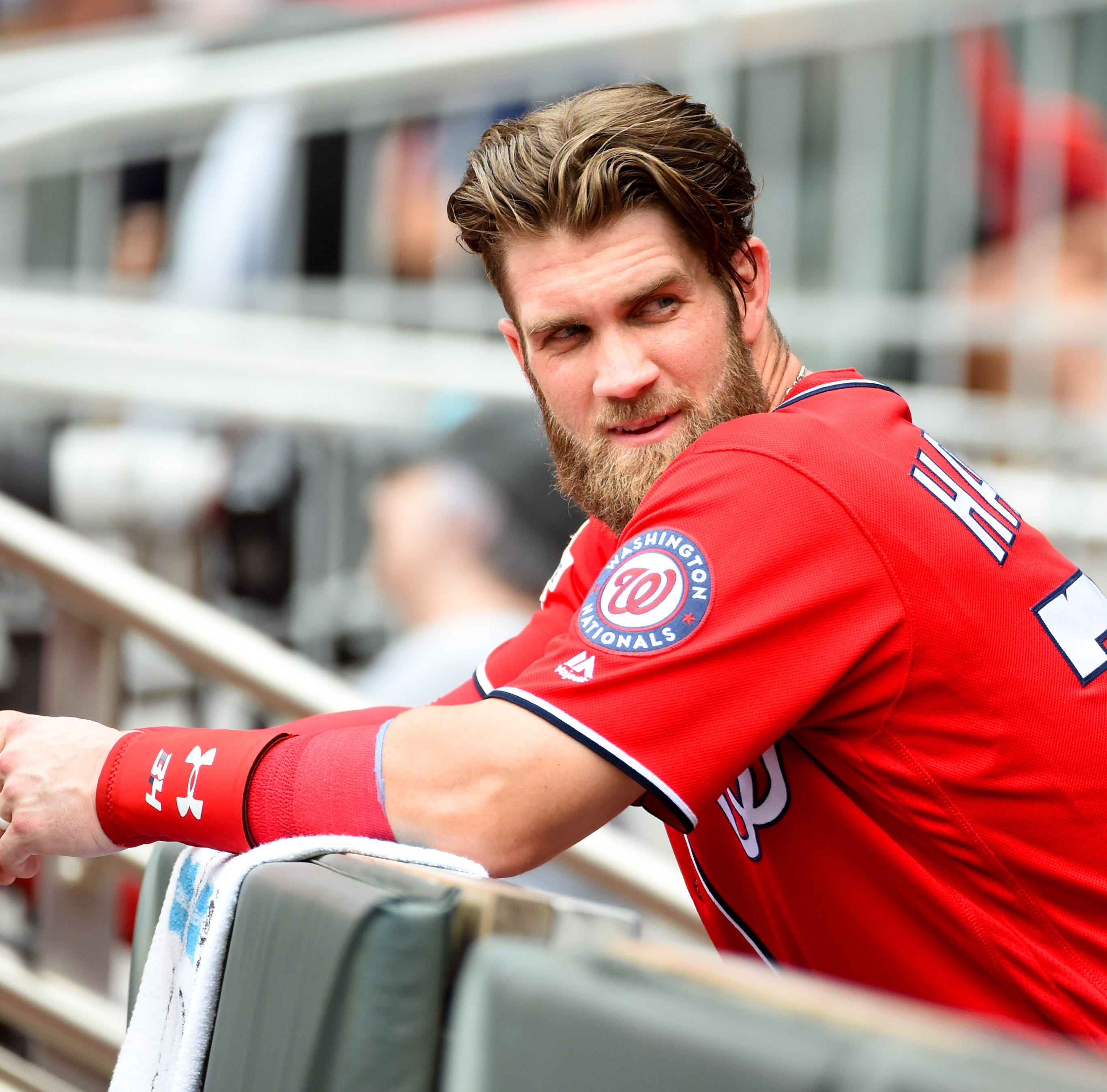 Harper, Phillies wed, but will it be a happy marriage?