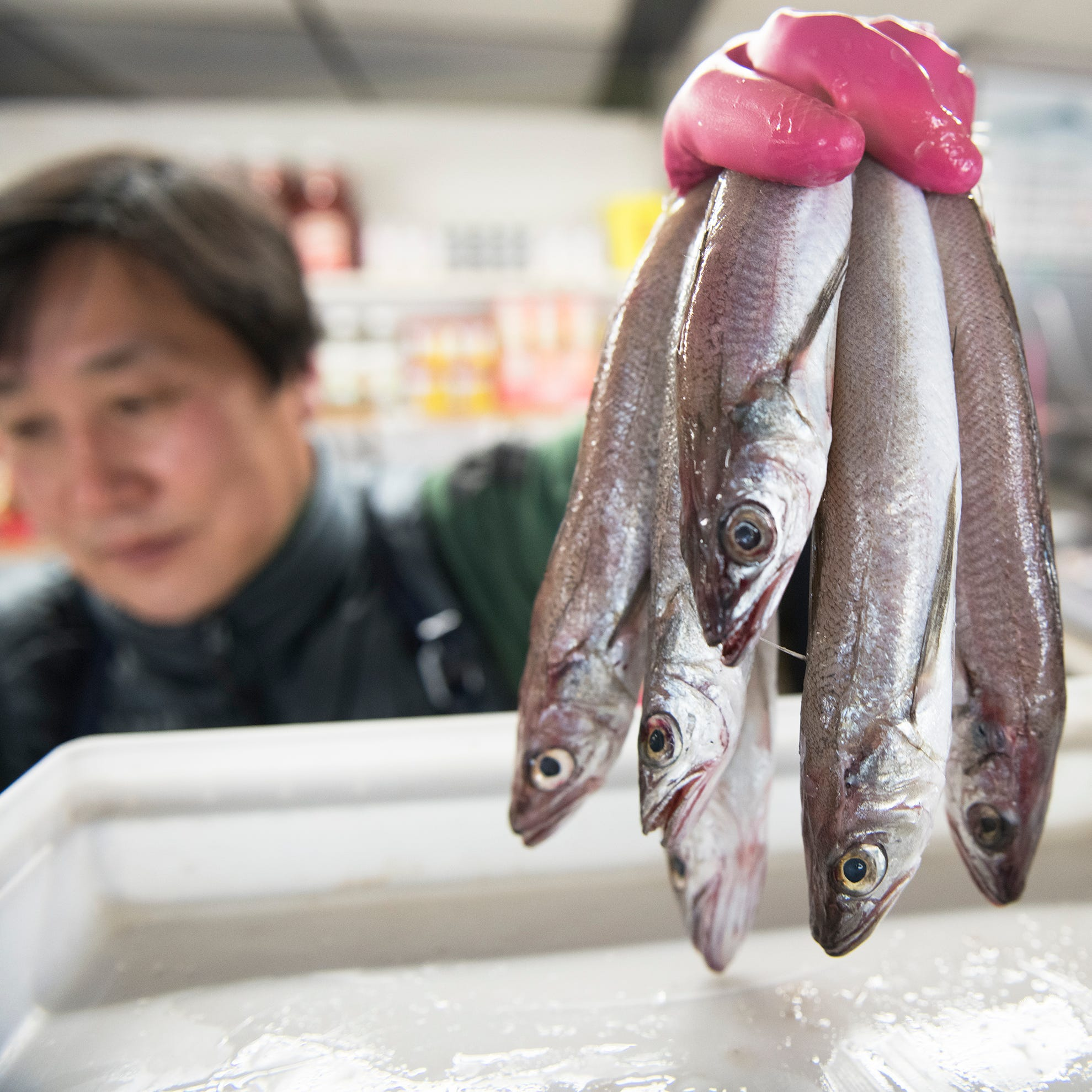 Seafood tips the scales of South Jersey seafood shops during Lent