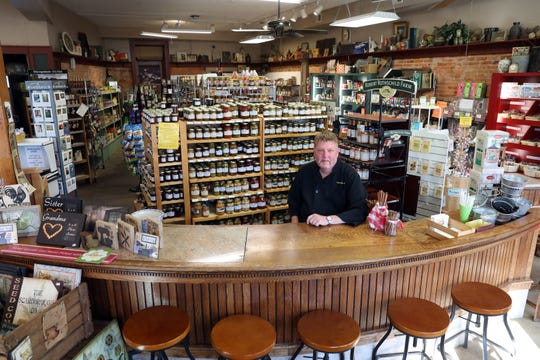 Bob McKenna and his sister, Teri (McKenna) Misener, opened McKenna's Market at Medbery in 2010.