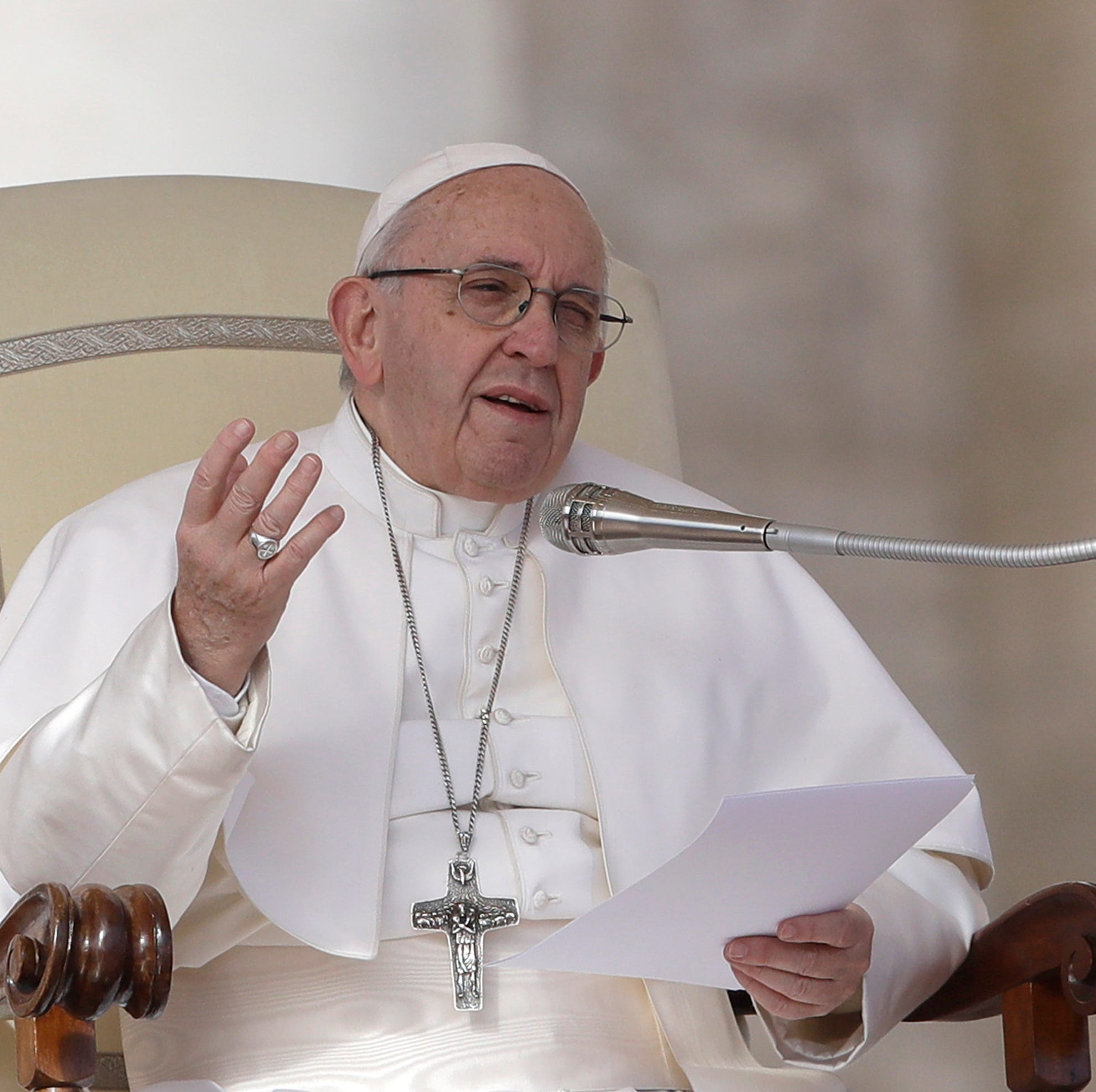 Pope Francis' sex abuse speech was a disgraceful display of excuses