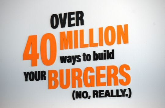 A Burgerim is set to open on Greenfield, in Oak Park. It will be among numerous locations in metro Detroit, including one at 13 Mile and Telegraph in Bingham Farms.