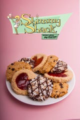 Shimmy Shack cookies