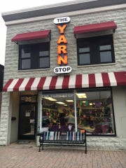 The Yarn Stop is expanding its space to create Yarn Stop University, 1,400 square feet dedicated to fiber classes, workshops and special events, said co-owner Sam Gill.