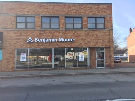 A new Benjamin Moore shop has opened on Woodward Avenue, in Ferndale. It features more than 3,500 color choices.