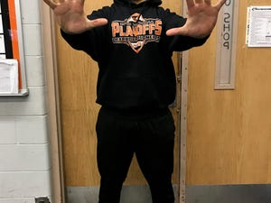 Dearborn defensive tackle Ali Saad has picked up a half-dozen scholarship offers in the past week.
