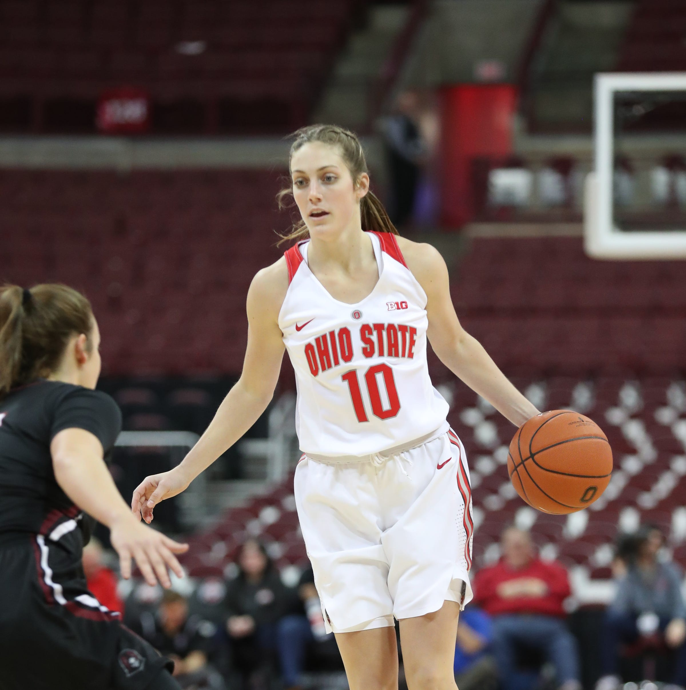 Bellevue's Santoro a major addition for Buckeyes