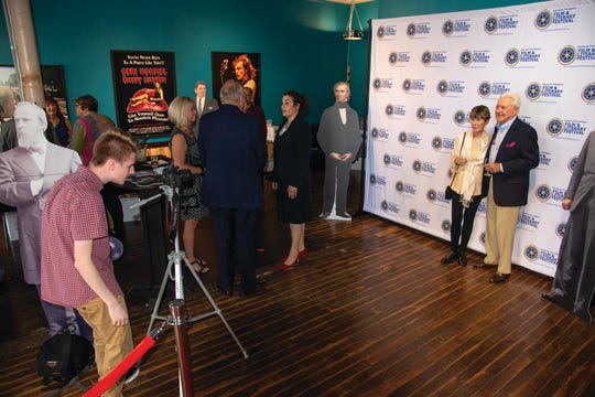 "Last year's red carpet event at The American Presidents Film and Literary Festival brought audiences to downtown Fremont to sample films, special lectures and screenings of HBO miniseries ""John Adams."""