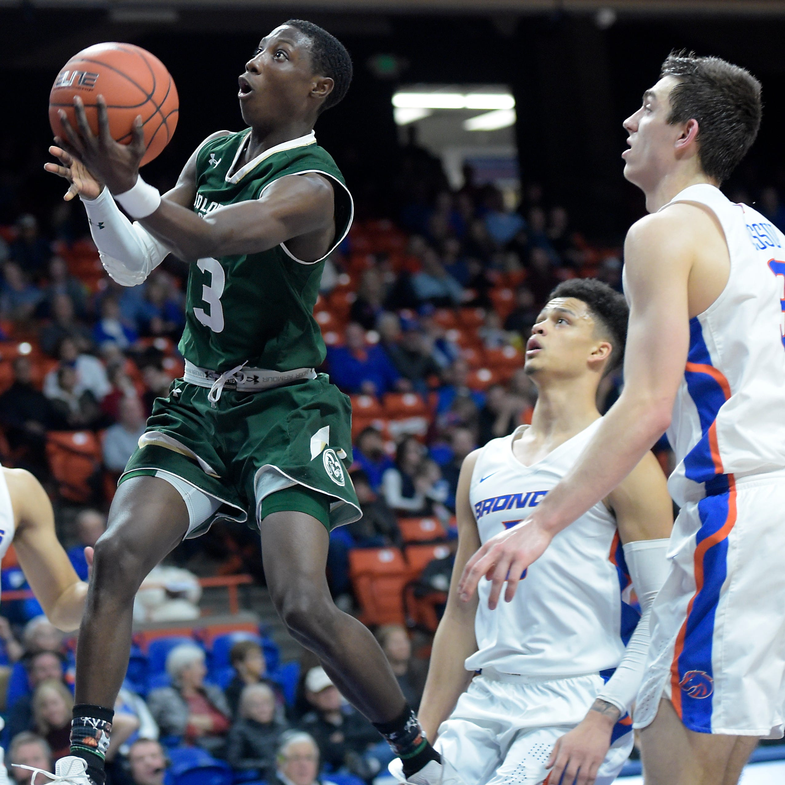 Mountain West men's basketball tournament bracket is set