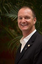 Karson Turner is a Hendry County commissioner