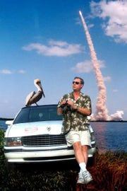 """Florida Roadkill"" novelist Tim Dorsey"