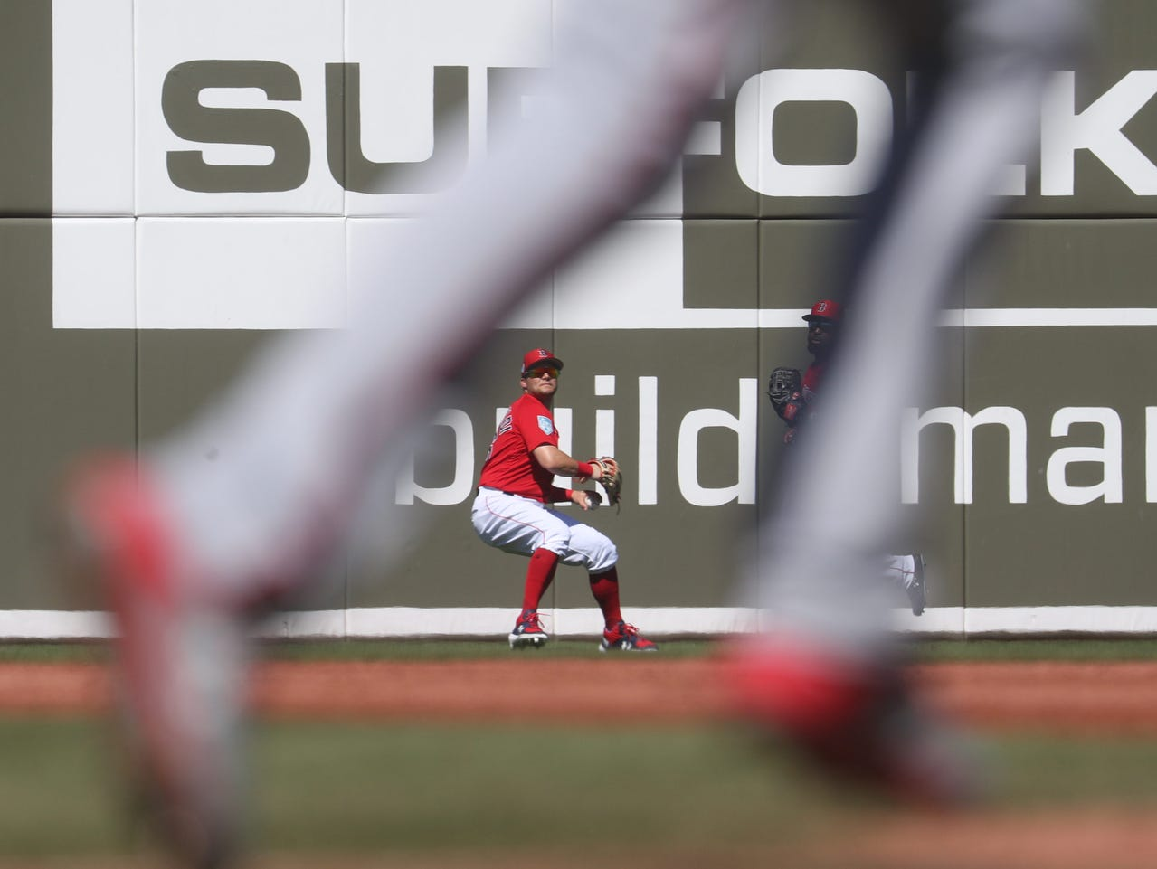 Images from the Red Sox vs. Nationals spring training game at JetBlue Park on Thursday 2/28/2019.
