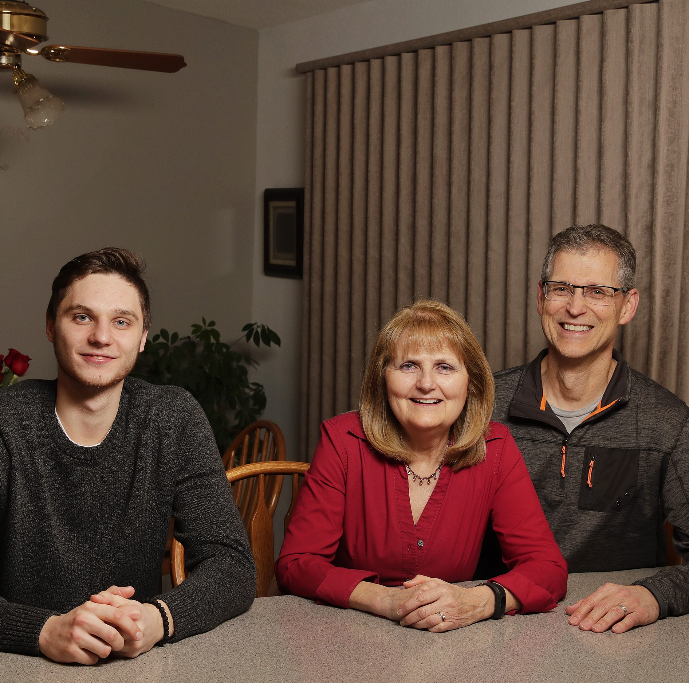 For Ashwaubenon couple, housing hungry Gamblers players feeds their soul