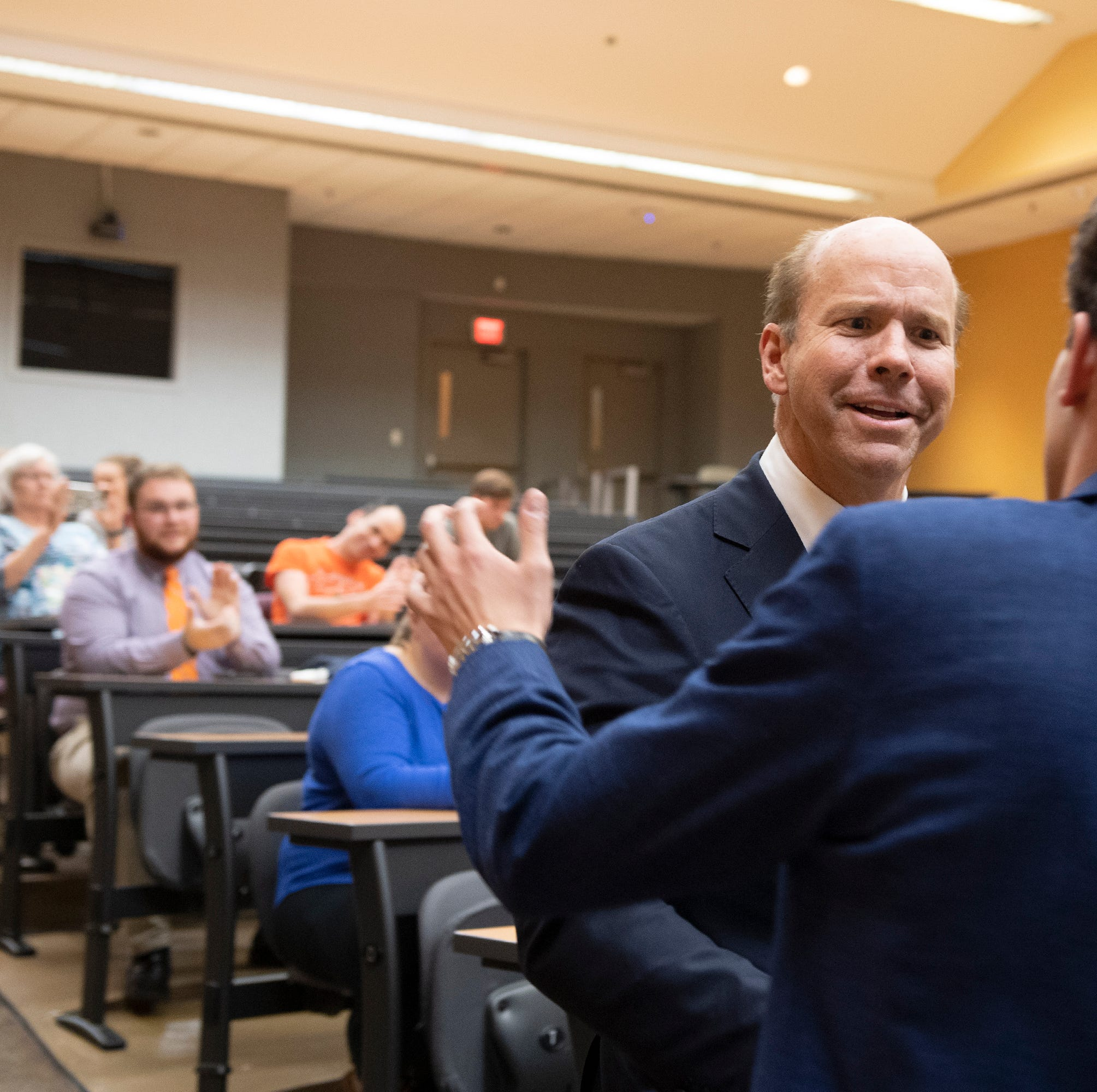 John Delaney visits Clemson: Key takeaways from presidential candidate's trip to Upstate