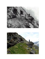 150 years after pioneering scientist and mountaineer John Tyndall climbed Weisshorn in Switzerland, Montana State University professorMichael Reidy followed in his footsteps.
