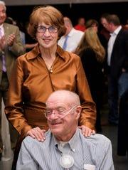 Douglas and Shirley Wilson