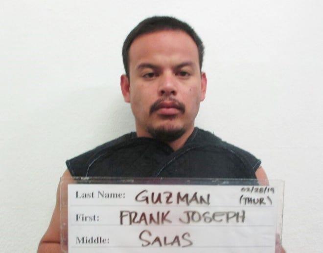 Frank Joseph Salas Guzman