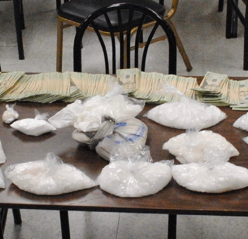 IMPD officers seize drugs worth $835,000 in east-side bust