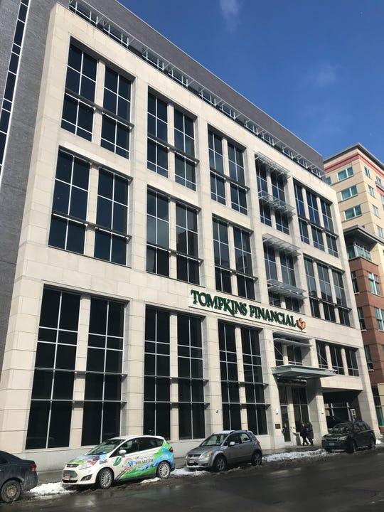 Tompkins Financial, 118 E. Seneca Street