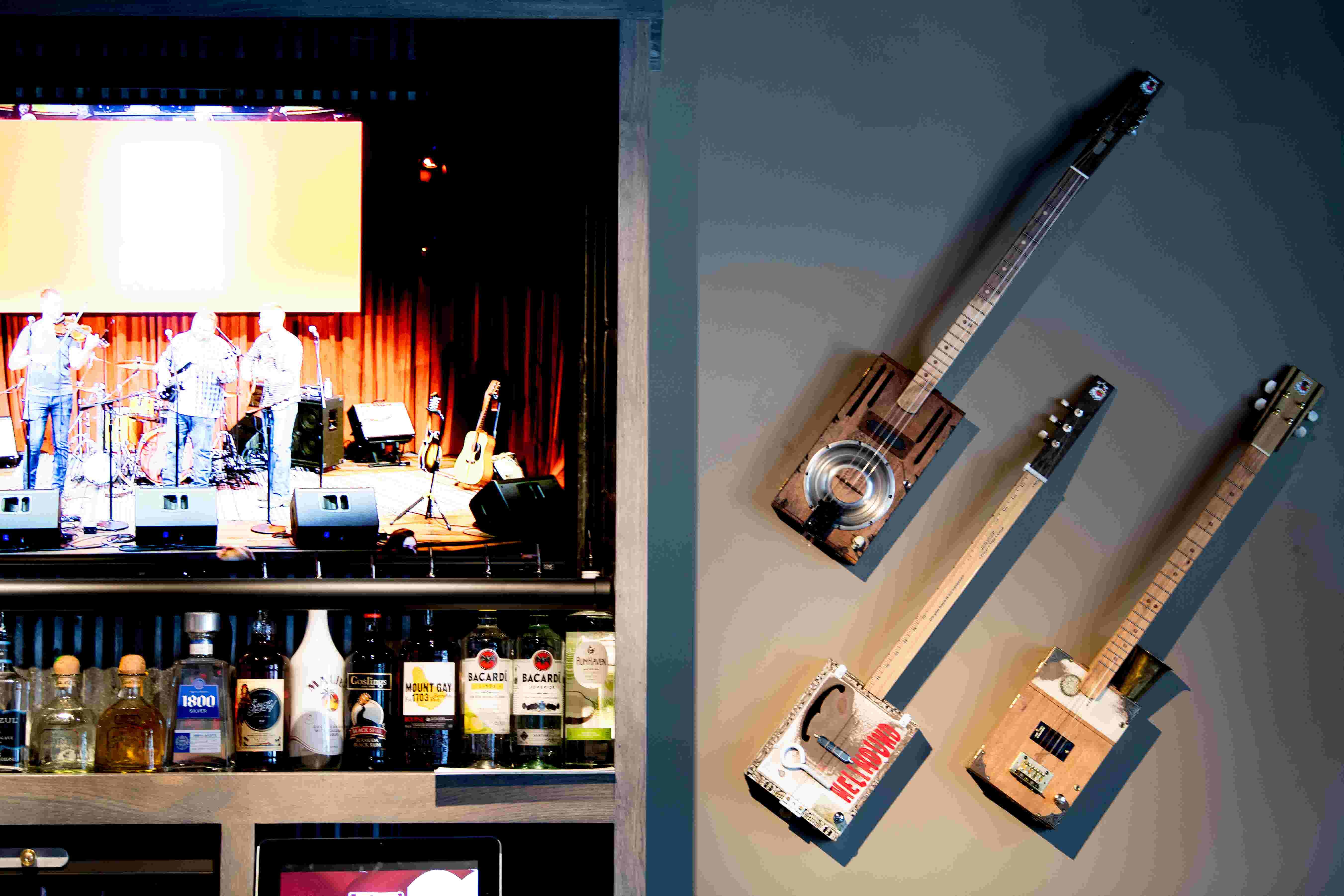 Take a video tour of Blake Shelton's Ole Red Gatlinburg