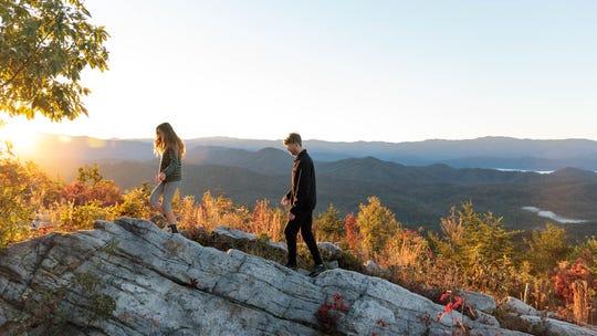 Blackberry Mountain in Walland, Tennessee opened Feb. 15, 2019.