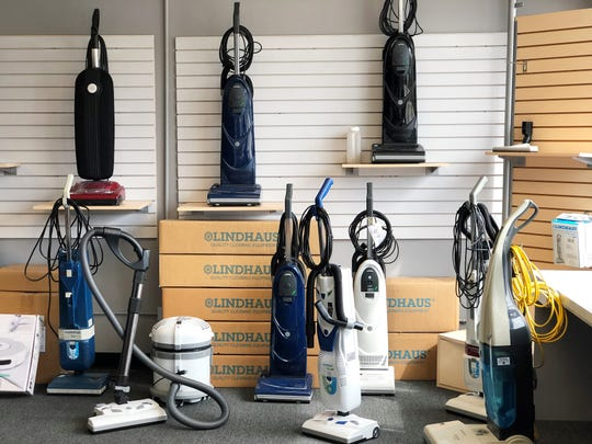 Sew 'N Vac can repair or service just about every make and model of vacuum cleaner.