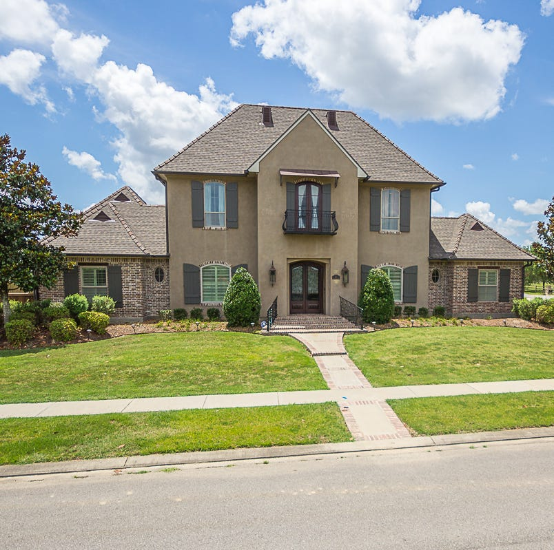Got $1M? See this amazing mansion in Youngsville
