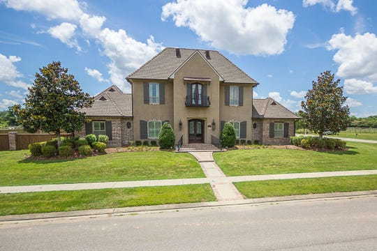 This 4 bedroom, 3 1/2 bath home is located at 200 Saddleback Circle in Youngsville. It is listed at $999,900.