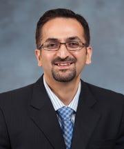 Cardiologist Majid M. Mughal, MD.
