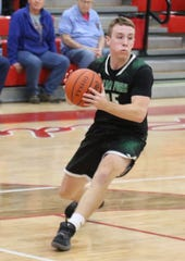 Clear Fork's Brady Tedrow is just one of two starters back for the Clear Fork Colts in 2019-20.