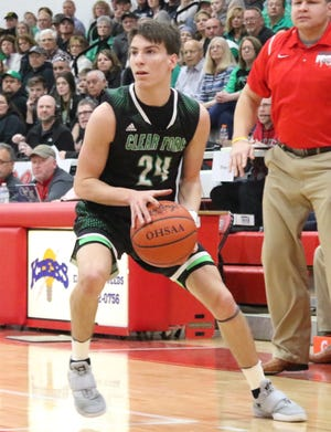 Clear Fork's Brennan South returns for the Colts in 2019-20 and will be looked at as the leader of the team.
