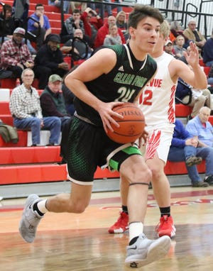 Clear Fork's Brennan South was named first team All-Mid-Ohio Athletic Conference in 2018-19.
