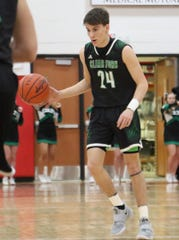 Clear Fork's Brennan South is an All-Ohioan during his junior season.