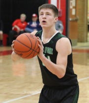 Clear Fork's Ethan Delaney will likely slide into the starting lineup this season.
