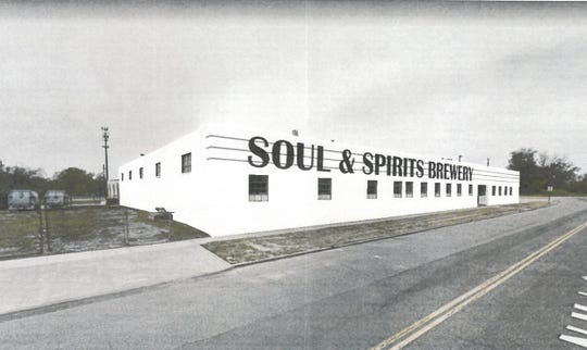 Soul & Spirits Brewery planned for Uptown neighborhood.