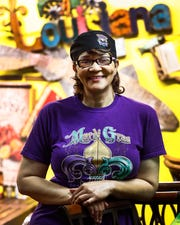 Mardi Gras Memphis restaurant owner and chef Penny Henderson.
