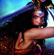 "Who better to celebrate International Women's Day with than ""Wonder Woman""?  She (well, her movie) is showing at the Oriental Theatre Friday night."