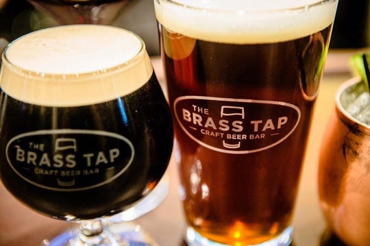 For the second year, CraftBeer.com readers named The Brass Tap-Greenfield a Great American Beer Bar.