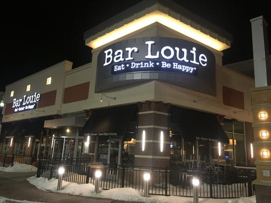 Milwaukee's newest Bar Louie restaurant opened Thursday at Brookfield Square mall.