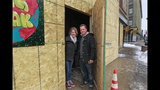 Jeff and Dana Redmon are planning a May opening of Scout, a gallery with artists studios, at redeveloped building at 1104 W. Historic Mitchell St.