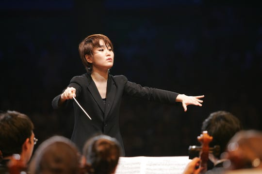 Han-na Chang will conduct Milwaukee Symphony concerts June 5-6, 2020.