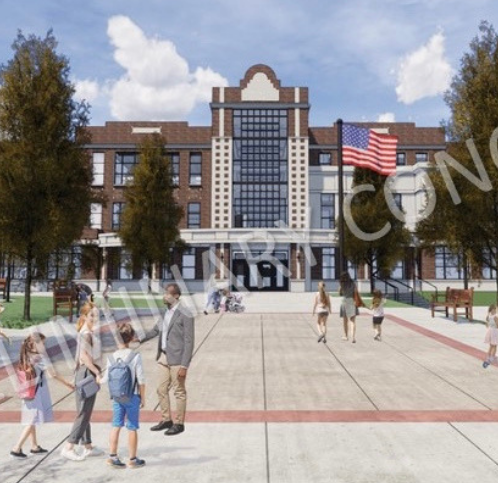City says proposed design of Tosa's Lincoln Elementary needs to be more modern, 'more inviting'
